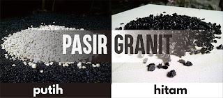 jual pasir granit