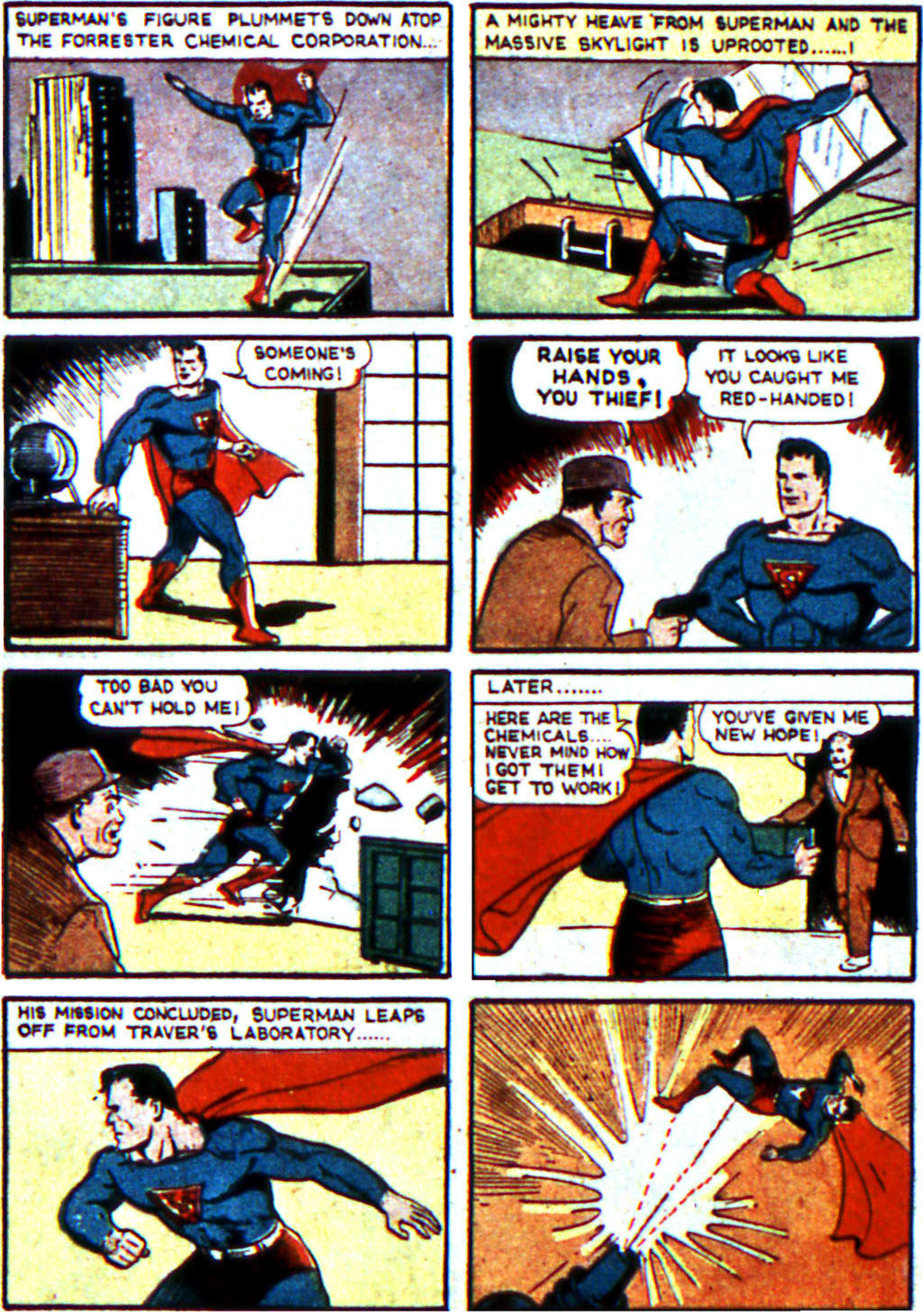 Read online Action Comics (1938) comic -  Issue #19 - 12