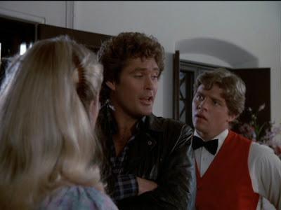 Tom Wilson en 'El Coche Fantástico'