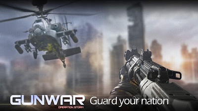 Gun War: Shooting Games mod apk