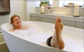 Will ferrell bath ankle tag meme