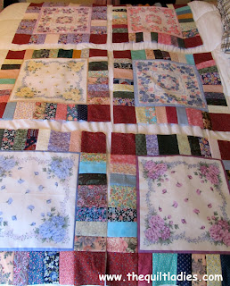 hankie quilt blocks