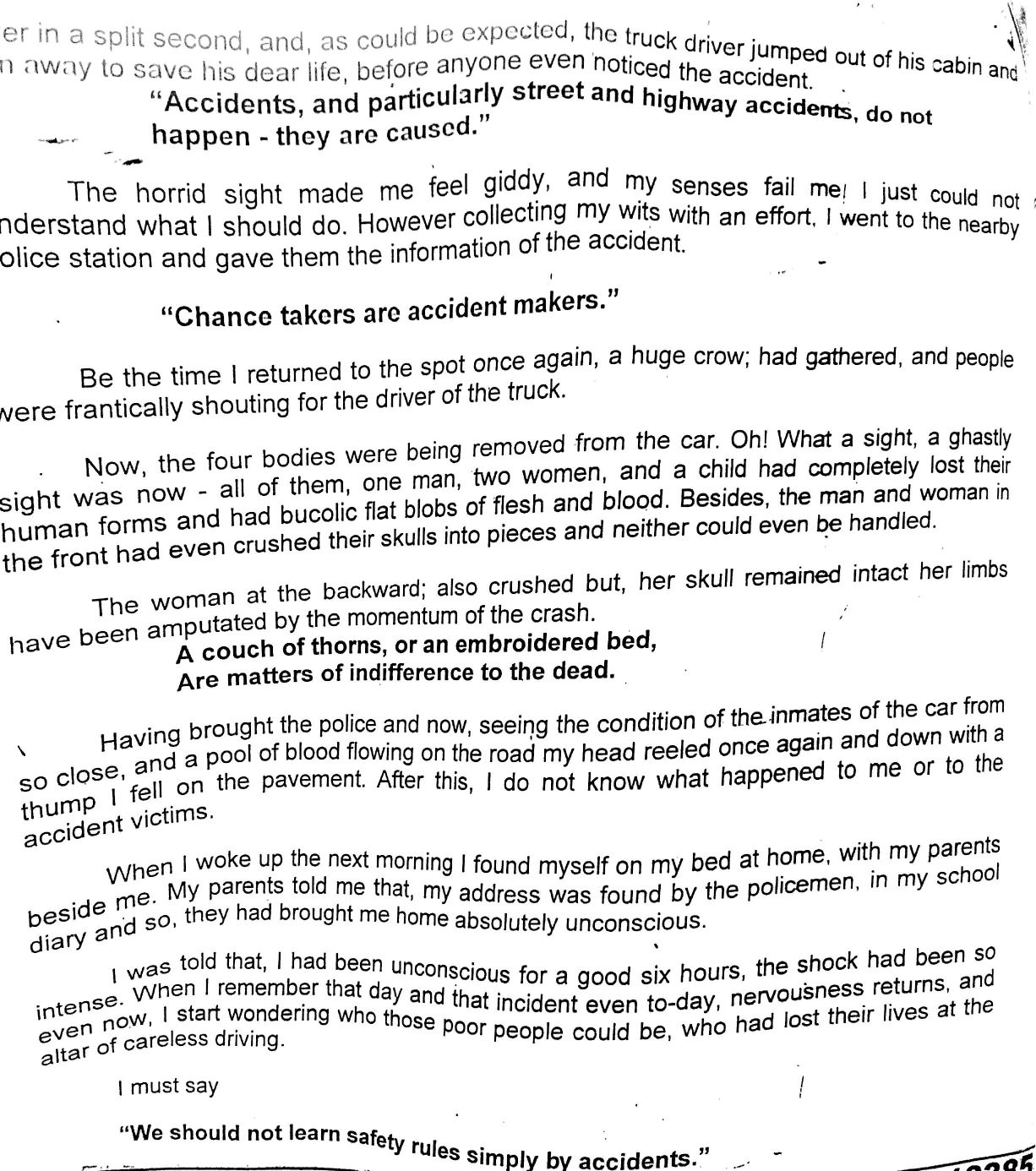 car accident essays twenty hueandi co car accident essays