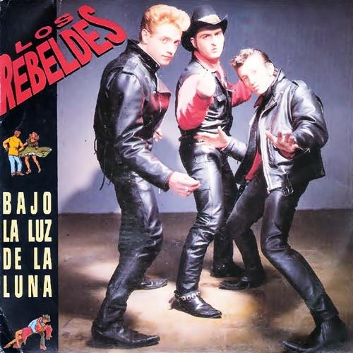 Lyrics de Los Rebeldes