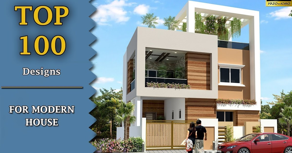 Top 100 Front Elevation Designs For Double Floor Houses