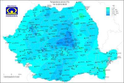 Bodzaforduló, extrém hideg, fagy, Hargita megye, időjárás, Kovászna megye, Székelyföld, tél