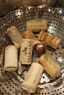 Tutorial on peeling corks with an Instant Pot #clubscrap #instantpot #smokingloon #corkcrafts