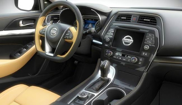Nissan Maxima 2018 Specs, Release Date, Price