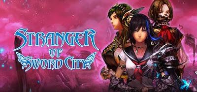 صورة  لتجربة العبة Stranger of Sword City في جهاز الحاسوب