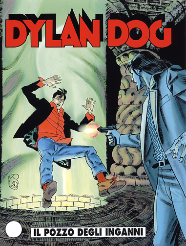 Dylan Dog (1986) 215 Page 1