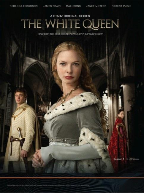 filmy kostiumowe the white queen tv serial 2013. Black Bedroom Furniture Sets. Home Design Ideas