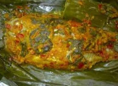 Resep Membuat Pepes Ikan Mas Khas Sunda