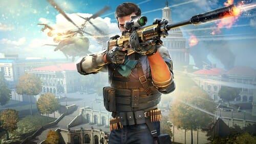 Melhores jogos de sniper grátis (celular)