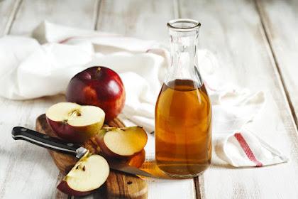 Begini Cara Tepat Konsumsi Apple Cider Vinegar