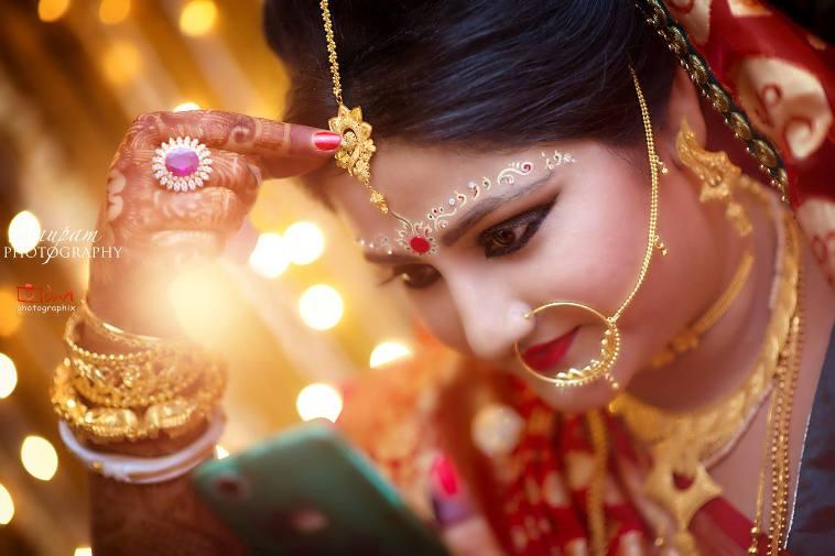 Bridal Banter Bengali Bridal Nosering And Its Variations Elegant Eves