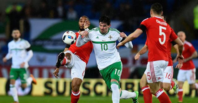 Wales vs Irlandia Utara