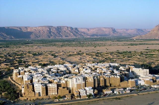العالم - مدينة شبام في اليمن : أرض أقدم ناطحات السحاب في العالم Shibam-3%255B2%255D