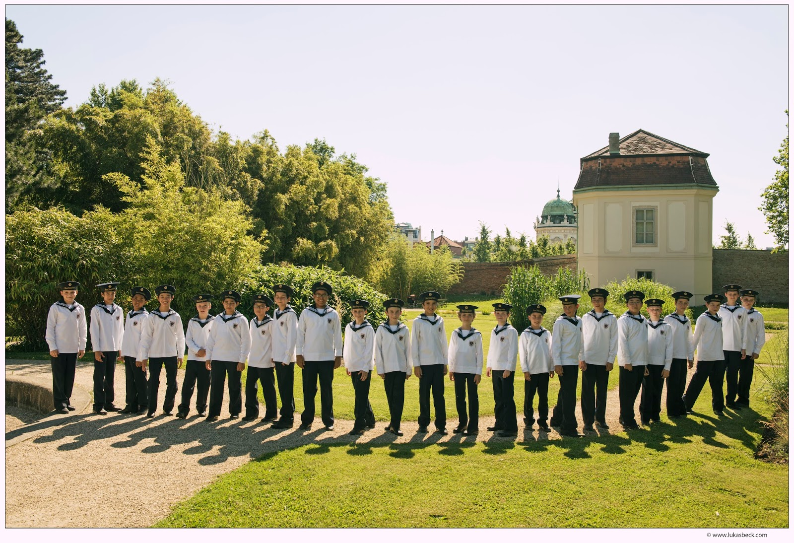 Vienna Boys Choir Tour