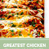 Greatest Chicken Enchiladas Ever #chickenenchiladas