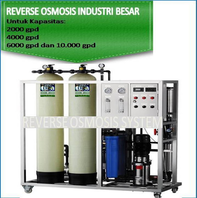 Reverse Osmosis Industri
