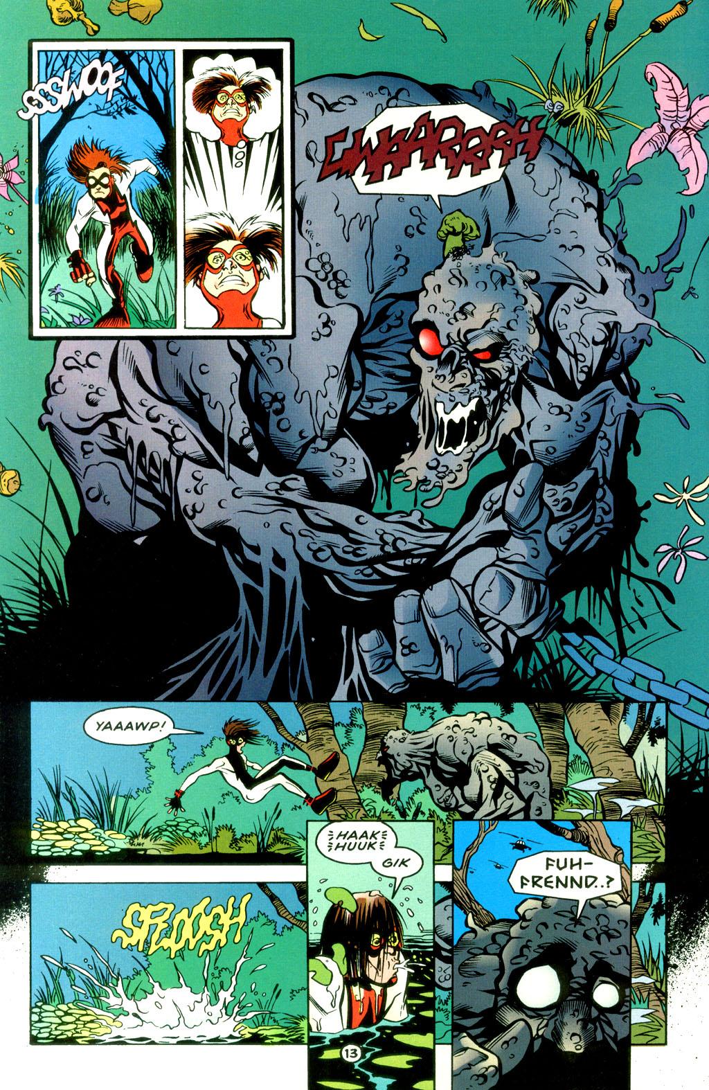 Read online Impulse Plus comic -  Issue # Full - 13