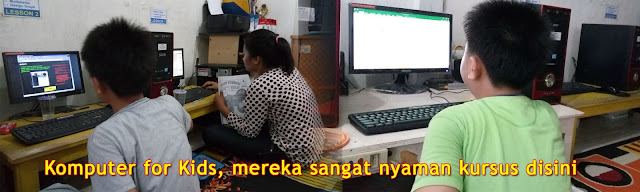 Kursus Komputer untuk anak di Lampung