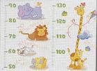 Jirafa Punto de cruz canastilla bebe, esquemas gratis