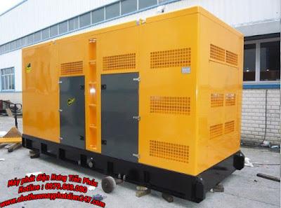Máy phát điện Perkins 1700kva 4012-46TAG3A