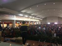 Maidany Gebrak Ribuan Kader PKS di Acara Puncak Milad