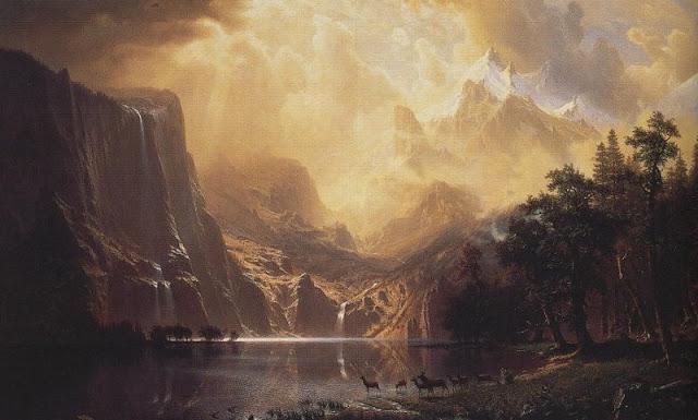 El Espejo Gtico Paisajes del romanticismo Caspar David