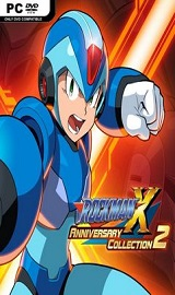 Mega Man X Legacy Collection 2 - Mega Man X Legacy Collection 2 PC SKIDROW