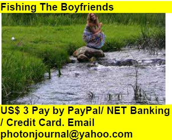 Fishing The Boyfriends hunting boys relationship kissing