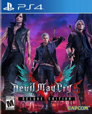 Devil May Cry 5 Deluxe Edition Arabic