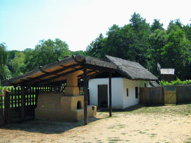 Muzeul Astra din Sibiu - gospodãrie ţãrãneascã - blog Foto-Ideea