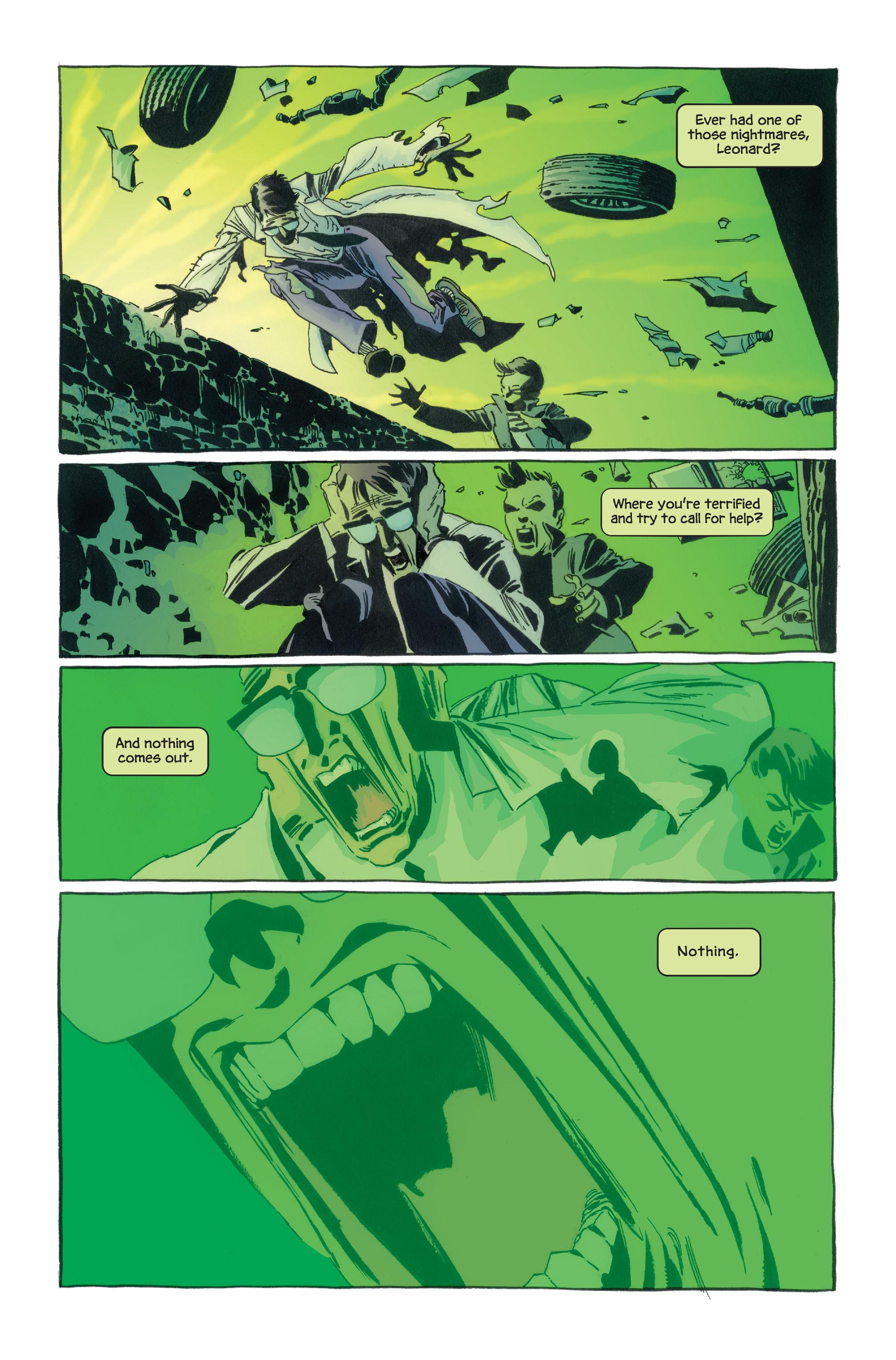 Read online Hulk: Gray comic -  Issue #1 - 8