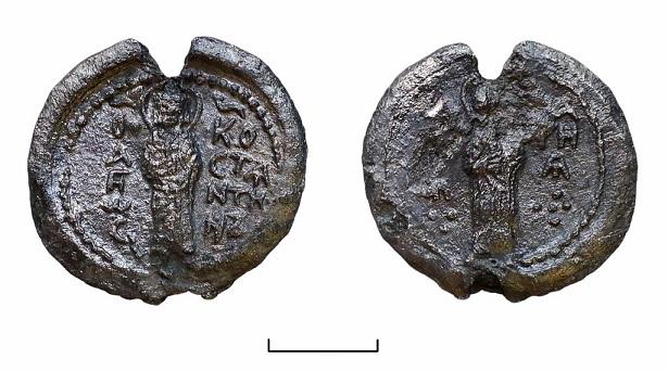 Un sceau en plomb résout un mystère du 13ème siècle en Russie