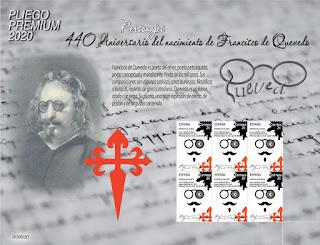 440 aniversario nacimiento Francisco de Quevedo