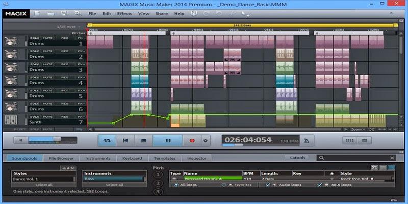 Magix Music Maker Download Crack For Mac/Win | SoftLatic