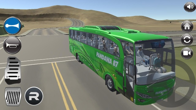 Download IDBS Bus Simulator v2.8 Mod Apk Untuk Android