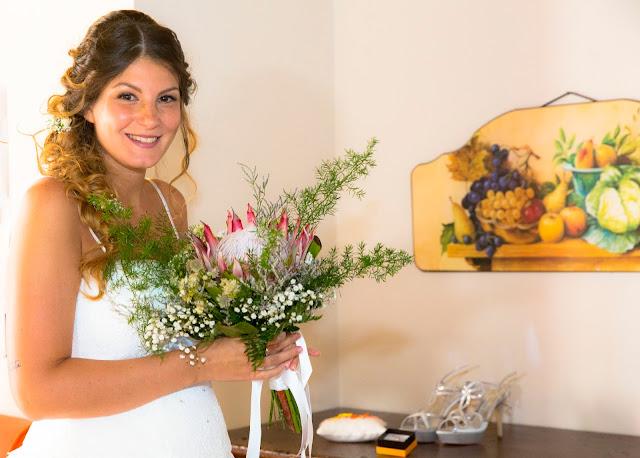 Bouquet sposa Novara