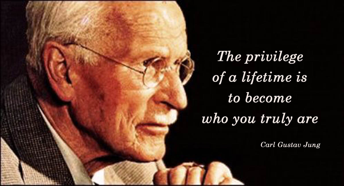 Carl Gustav Jung – The Three Births of the Human Spirit