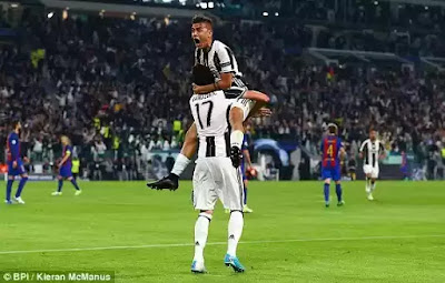 Barcelona in need of another miracle after heavy defeat at Juventus