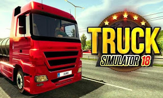 Download Truck Simulator 2018 Europe Mod Apk
