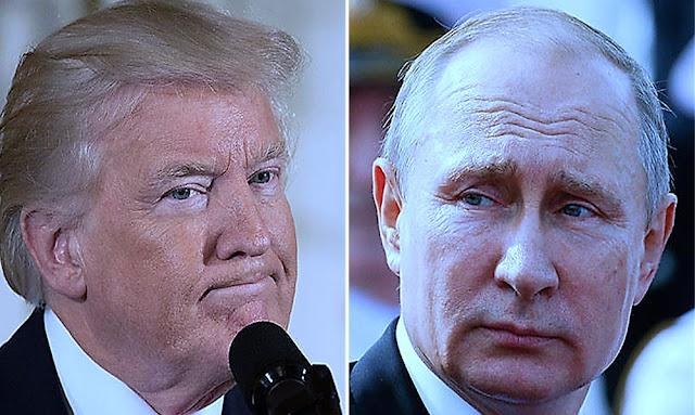 Conflicto entre Estados Unidos y Rusia por Venezuela