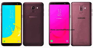has been launched inward Hindustan together with this scream upwards The Samsung Milky Way J Samsung Milky Way J8 is launched amongst the front end sixteen MP
