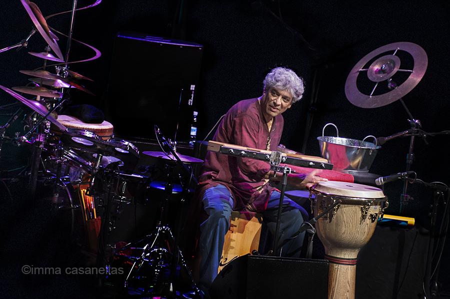Trilok Gurtu, Auditorio del Kursaal, Donostia, 24-jul-2016