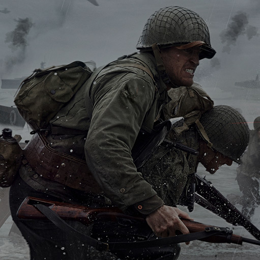 Call of Duty WWII_001 Wallpaper Engine
