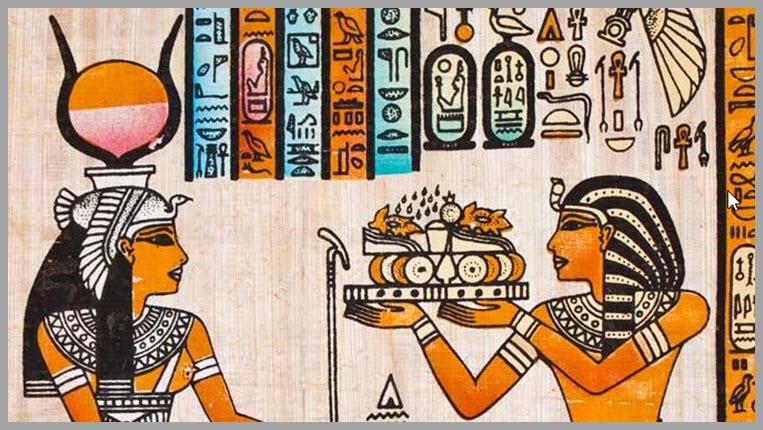 34e2f8e58fea8b ALIMENTOS NO ANTIGO EGIPTO | S T R A V A G A N Z A