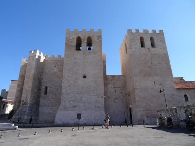 Fachada da Abadia Saint-Victor