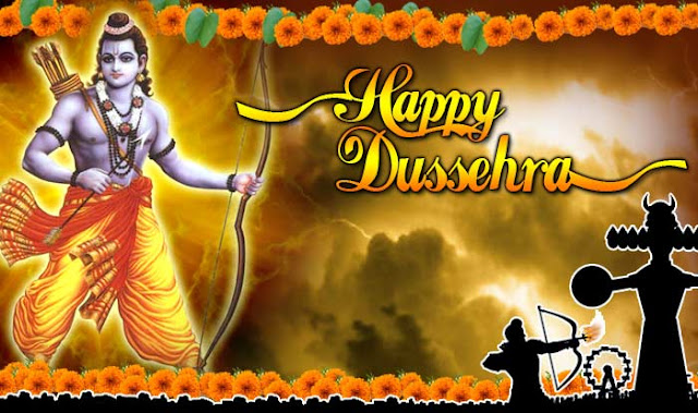 happy Dussehra SMS Hindi